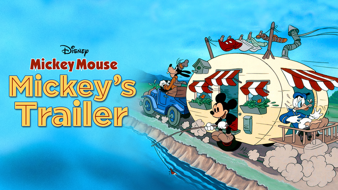 Disney Trailer