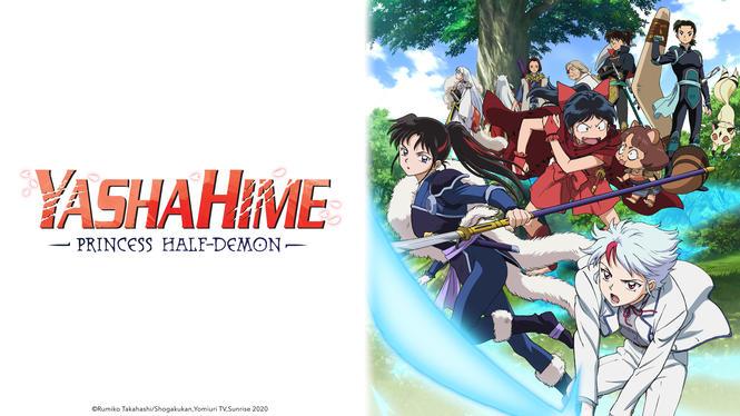 Yashahime: Princess Half-Demon (2020) - Hulu | Flixable